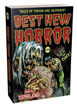 Best New Horror #29 [Trade Paperback] edited by Stephen Jones